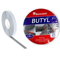 Taśma Dwustronna Butylowa Eurovent 15mm x 25mb